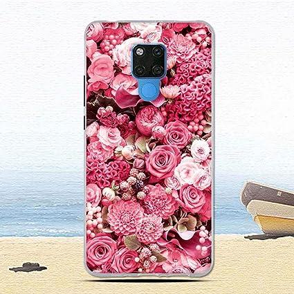 Amazon.com: GSYDSJK - Carcasa de silicona para Huawei Mate ...