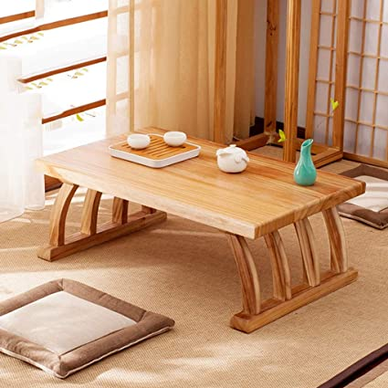 Amazoncom Coffee Table Tatami Table Small Coffee Table Japanese