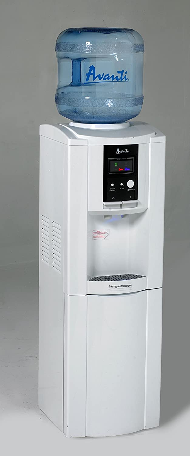 Amazon.com: Avanti WDP75 Hot And Cold Water Dispenser   White: Water  Coolers: Kitchen U0026 Dining