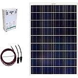 Grape Solar GS-100-KIT 100-Watt Off-Grid Solar Panel Kit