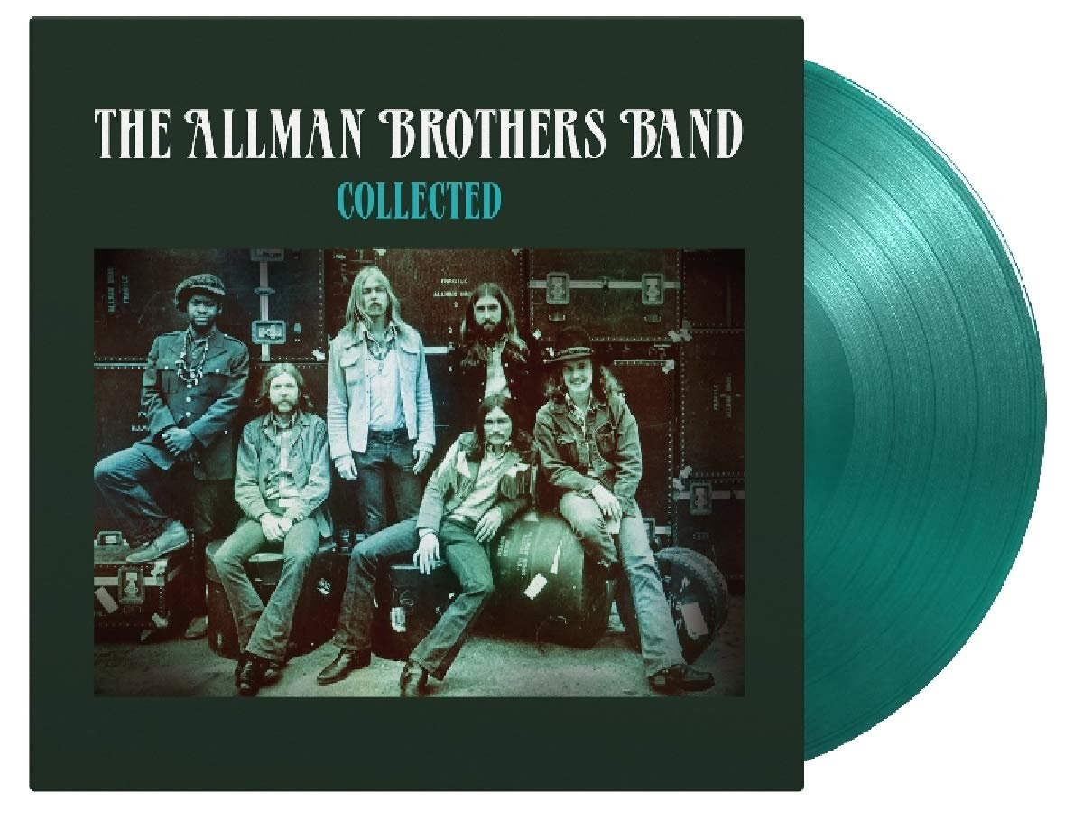 Vinilo : The Allman Brothers Band - Collected (Holland - Import)