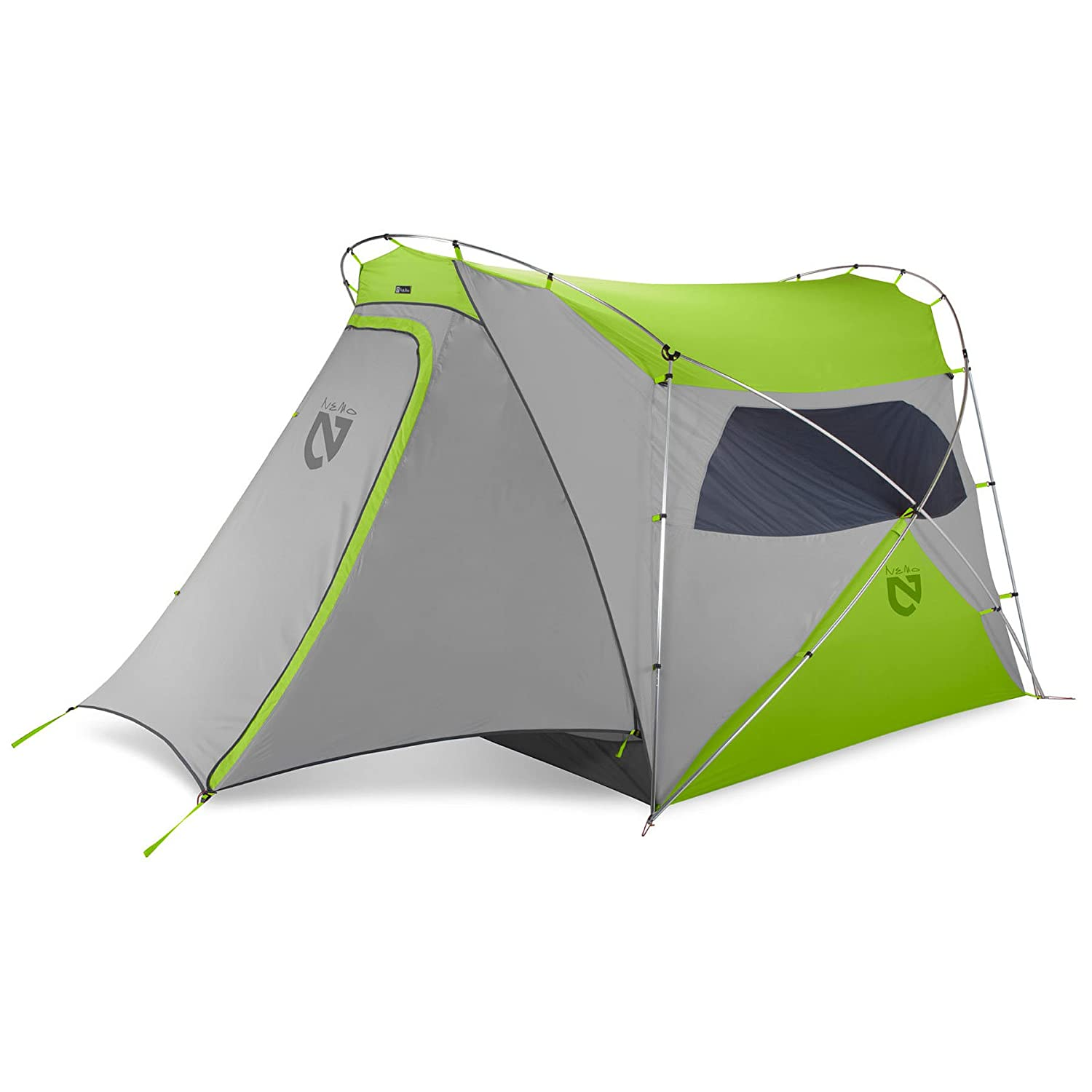 Review of Coleman 6-person 10' x 9' instant cabin family camping tent