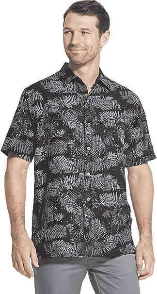 CBTLVSN Mens Long Sleeve Casual Satin Fashion Button Down Dress Shirt
