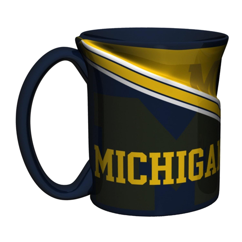 Boelter Brands NCAA Sculpted Twist Mug