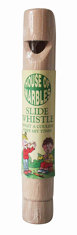 Sifflet Coulisse Vintage Rétro Jouet Musical Bois Accordable Vent Swanee Enfant House of Marbles