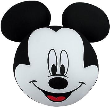 Disney - Cojín Cara de Mickey Mouse, 30 cm (Leblon-Delienne ...