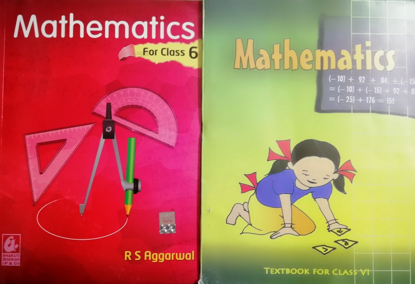 Cbse 6th Maths Book