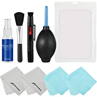 BELONGME Professional Camera Cleaning Kit for Most DSLR Cameras Such as Canon, Nikon, Pentax, Sony etc.