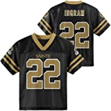 3b51fbad Outerstuff Mark Ingram New Orleans Saints Black Youth Player Home Jersey