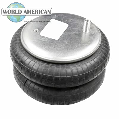 World American WA01-7403C Air Spring (CONVOLUTED STYLE): Automotive