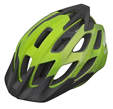 Abus Hill Bill - Casco de ciclista verde apple green Talla:57-61 cm
