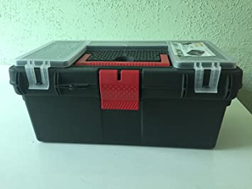 Caja para herramientas Caja de herramientas caja de herramientas caja de herramientas Taladro: Amazon.es: Bricolaje y herramientas