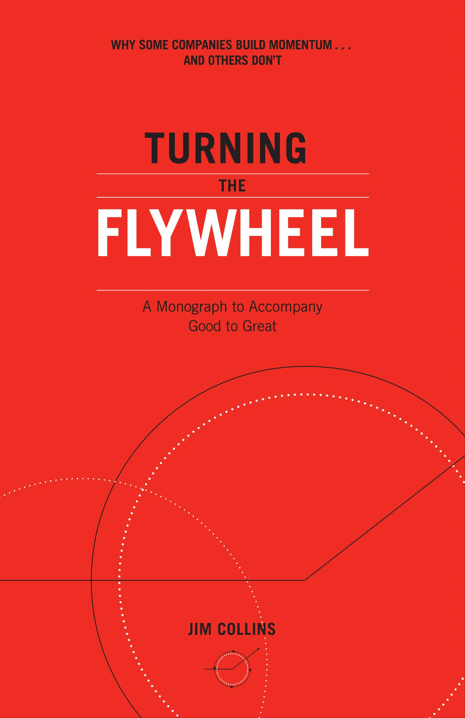 Image result for Turning the Flywheel: A Monograph to Accompany Good to Great