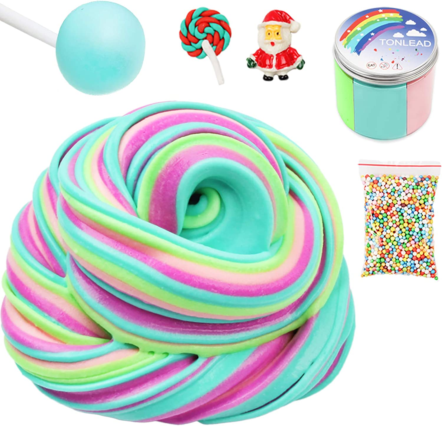 Party Favors Scented Hand Made NEW SHIPS SAME DAY Slime 2 OZ 3 Pack random