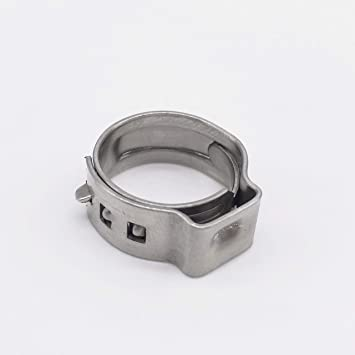 SILICON RING 34.9 MM White