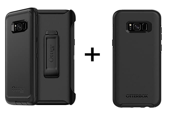 Auténtico Otterbox Symmetry serie caso cubierta para Samsung Galaxy S8 Plus