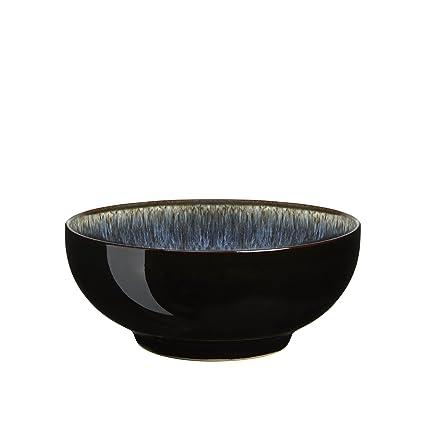 Denby Halo Soup/Cereal Bowl Set of 4  sc 1 st  Amazon.com & Amazon.com: Denby Halo Soup/Cereal Bowl Set of 4: Denby Dinnerware ...