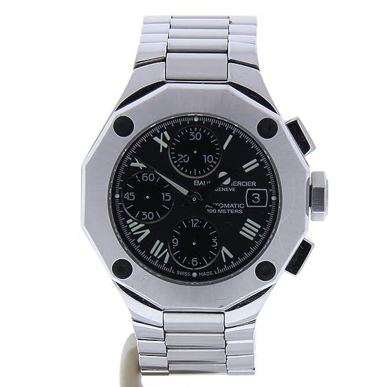 b4e54207690f Baume   Mercier Riviera automatic-self-wind Mens Reloj 65600 (Certificado)  de