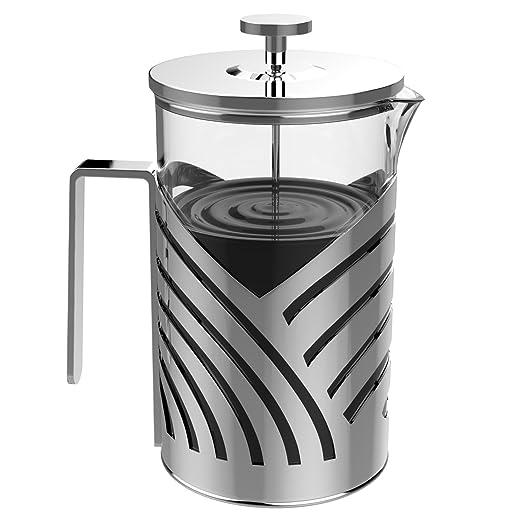 inmount prensa francesa cafetera eléctrica té eléctrica, y ...