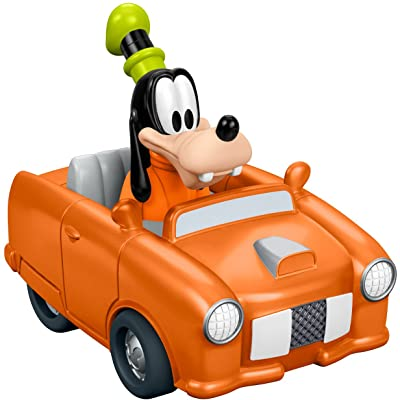Fisher-Price Disney Mickey & the Roadster Racers, Goofy's Coupe De Goof: Toys & Games