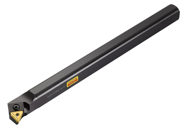 External Coolant Supply 32 mm Shank Diameter Sandvik Coromant S32U-PTFNR 16-W Steel T-Max P Boring Bar
