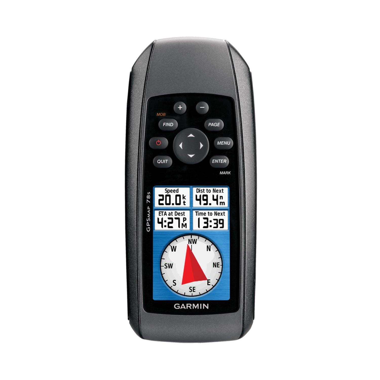 Garmin International GPSMAP And 78 Series Marine Handheld GPS