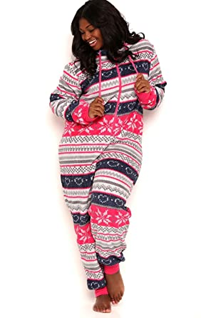 Adult Jumpsuits Footed Pajamas & Onesies – SKARRO – Be Fun – Live ...