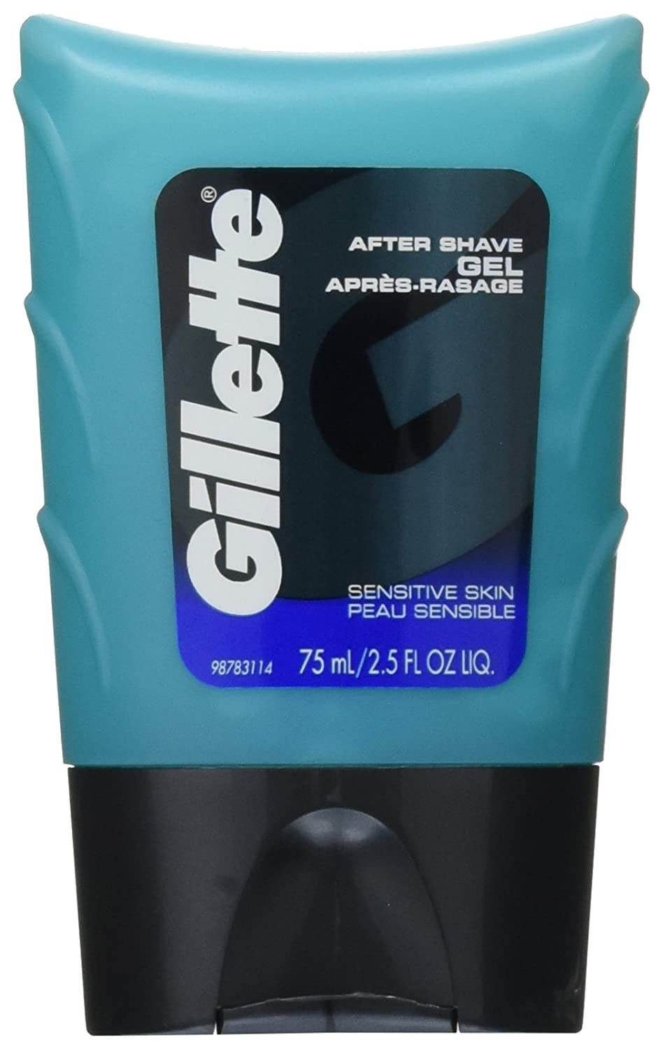 Gillette Series Sensitive Skin After Shave Gel - 2.5 oz - 2 pk