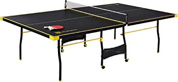 MD Sports Regulation Ping Pong Table with Net