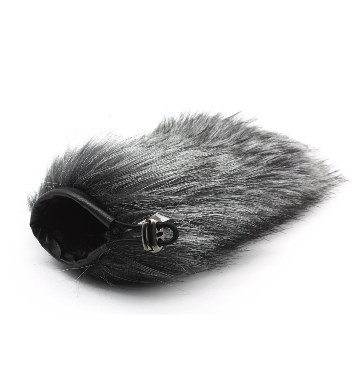 HUANOR HN-17 Outdoor Furry Mic Windscreen Wind Cover Microphone Muff for RODE VIDEOMIC GO Recording Shotgun Recorder