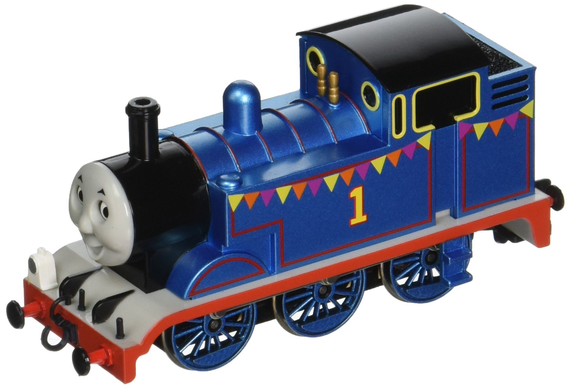 Bachmann Celebration Thomas Locomotive with Moving Eyes Train by Bachmann Trains