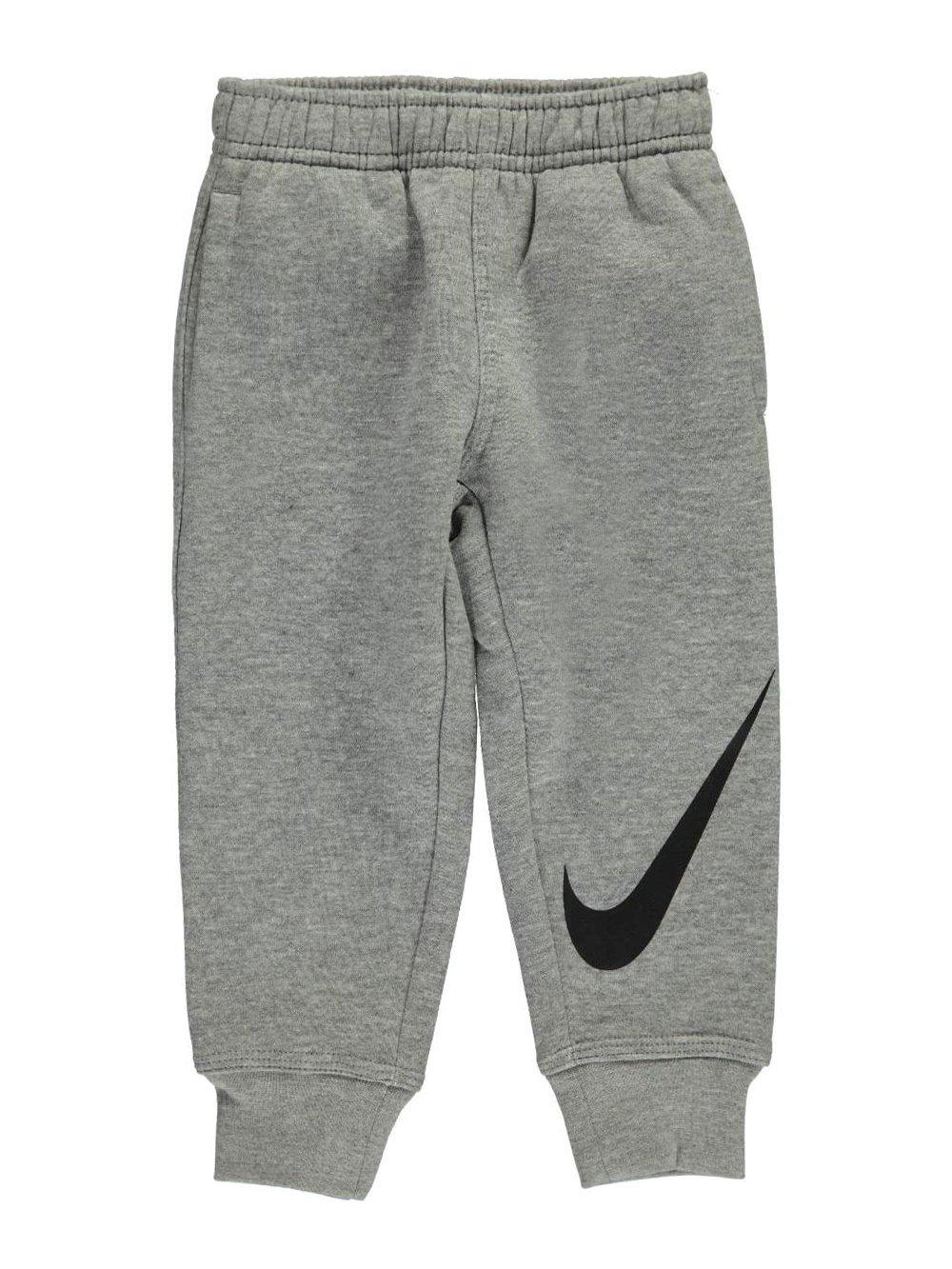 Nike Little Boys Toddler Jogger Pants (Sizes 2T - 4T) - dark gray, 2t