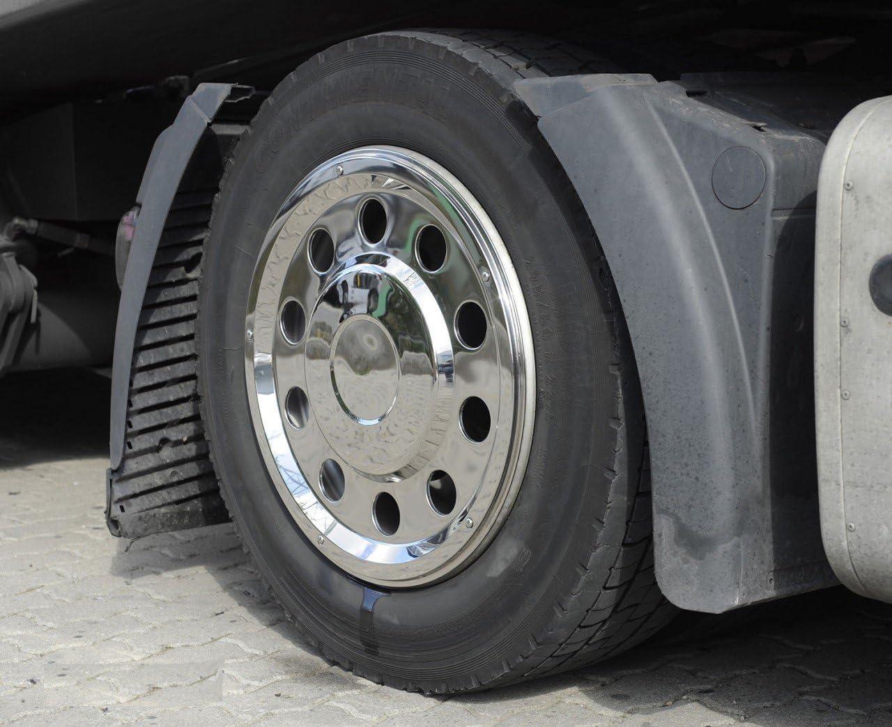 /Universal /recto para la eje trasero/ Camiones Tapacubos 22,5/pulgadas/
