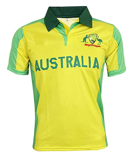 7c60dd0d8 KD Cricket Custom Jersey World Cup 2019 Supporter T-Shirt ODI Cricket Team  Uniform India Australia South Africa England Pakistan Bangladesh Sri Lanka  with ...