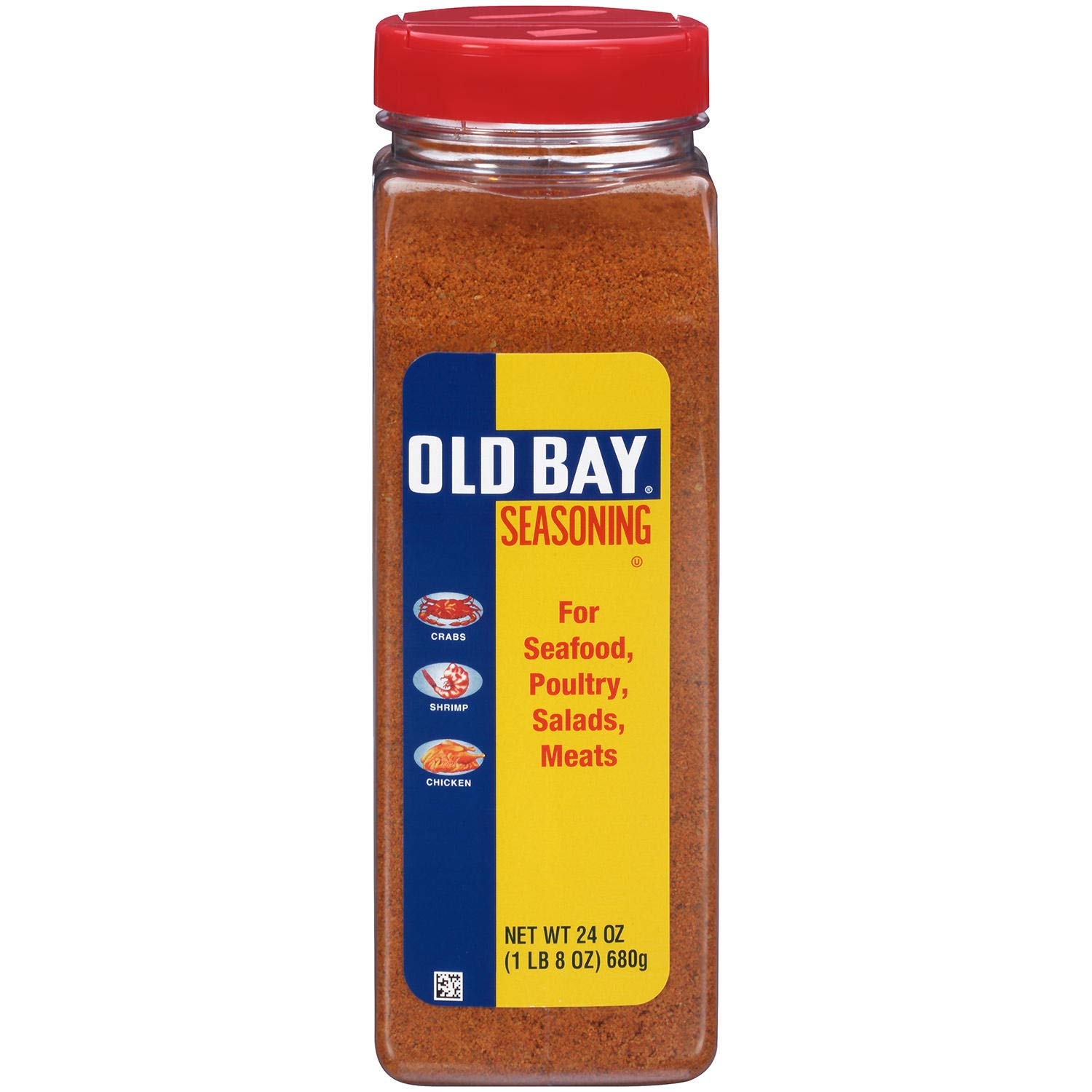 Old Bay Seasoning 24 oz (Pack of 2)