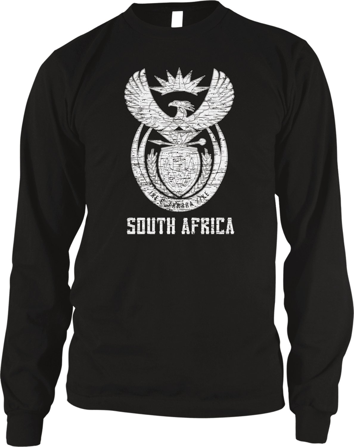 S South Africa Coat Of Arms South African Thermal Shirt