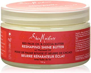 product image for Shea Moisture Red Palm Oil & Cocoa Butter Shine Butter, 3.75 Pound
