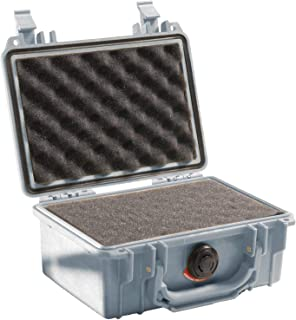 product image for Pelican 1120 Case With Foam (Silver)