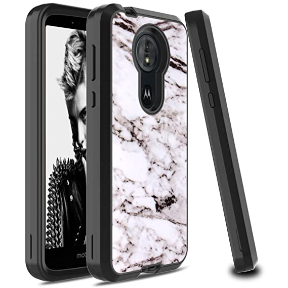 6eae1c91282a Amazon.com  Moto E5 Plus Case
