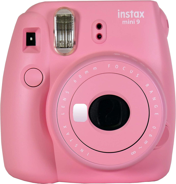Fujifilm Instax Mini 9 Kamera Blush Rose Kamera