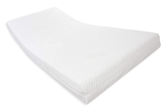 Dibapur® Ortho Soft: Colchón de Espuma fría (9 Zonas, ortopédico (según métrica) Aloe Vera (EC) Aprox. 25 Alto Especial tamaño: Amazon.es: Juguetes y juegos
