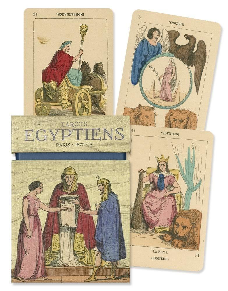 Tarots egyptiens