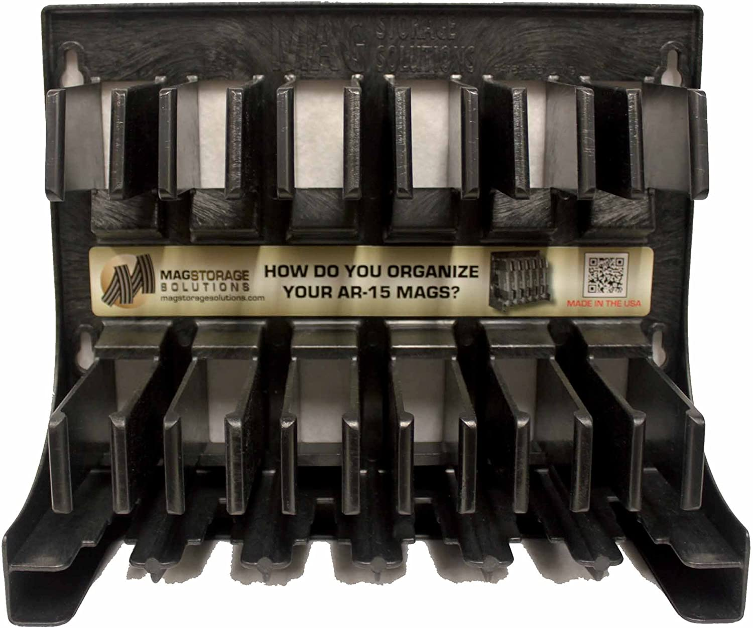 Mag Storage Solutions 5.56 .223 MagHolder Magazine Holder Storage Rack Magpul