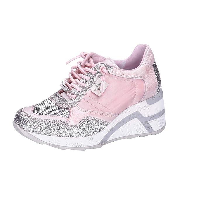 Cetti Damen Sneaker C1143 rosa 485861