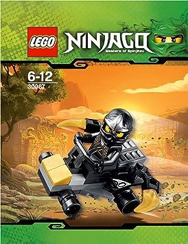 LEGO 30087 Ninjago - El vehículo de Cole: Amazon.es ...