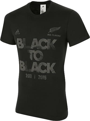 Camiseta de rugby de Nueva Zelanda de los All Blacks, ganadores ...
