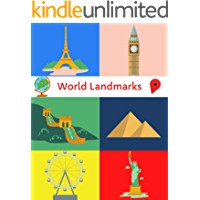 World Landmarks: Teach Your Child The Most Famous World`s Monuments | 50 images of the most famous and beautiful…