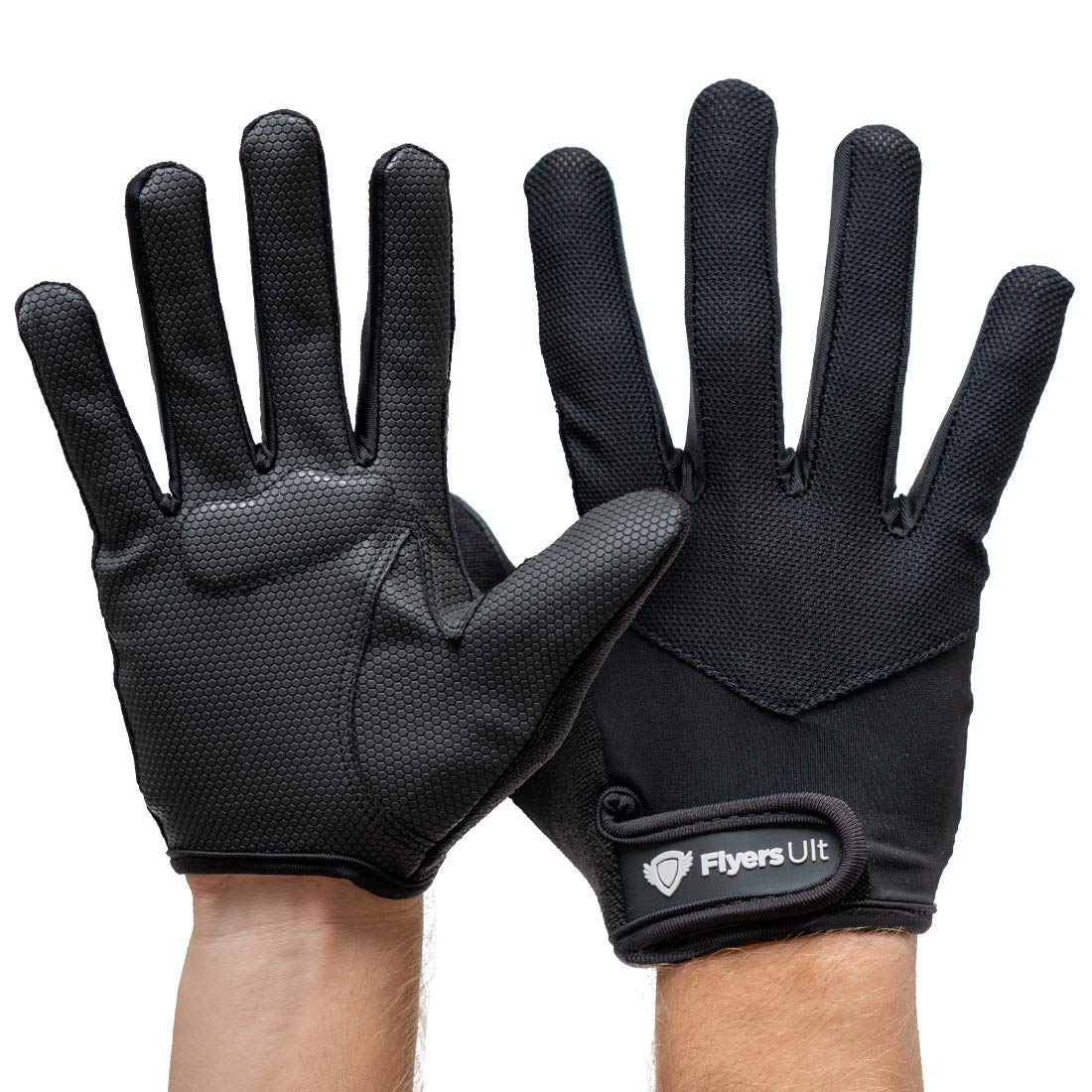 Flyers Ult Pentaero Ultimate Frisbee Gloves (Small) by Flyers Ult