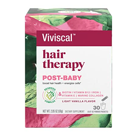 Viviscal Hair Therapy Post Baby Dietary …