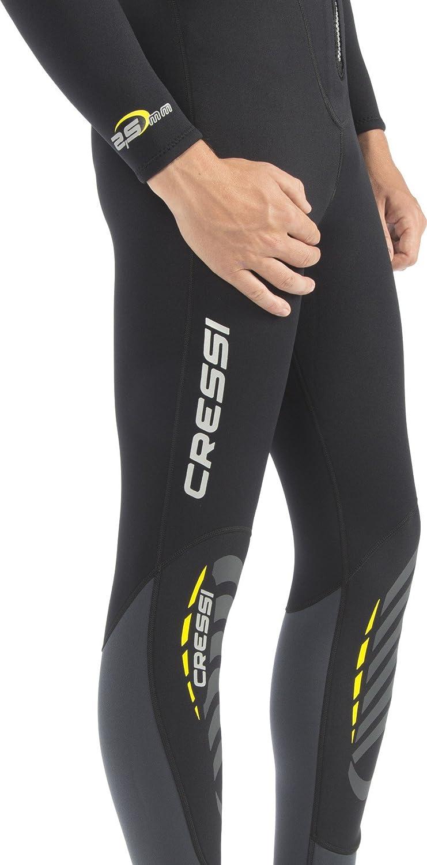 Amazon.com : Cressi Mens Lui 2.5mm Neoprene Wetsuit Wetsuit ...